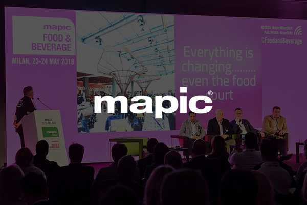MAPIC Food & Beverage 2018